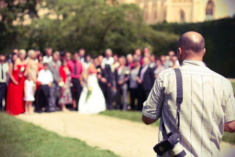 Сватбените цветове – горещи тенденции за 2015 г.