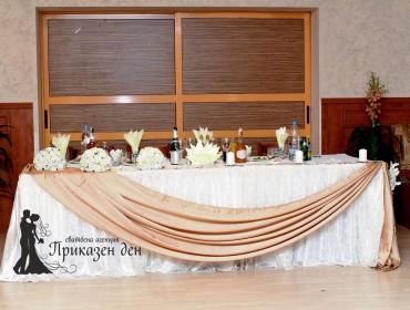 Организация на сватби | Сватбена агенция Приказен ден